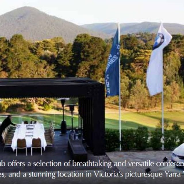 RACV Country Club – Healesville